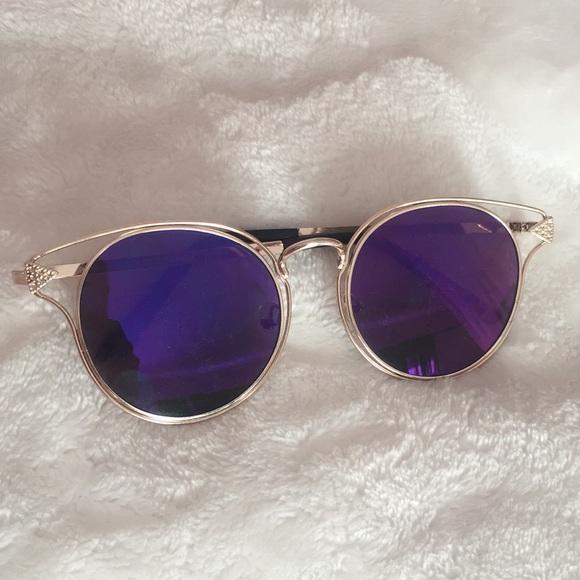 a5ce0b855e Fashion Nova Accessories - Dope gold sunglasses